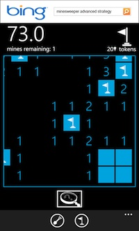 Minesweeper wp7